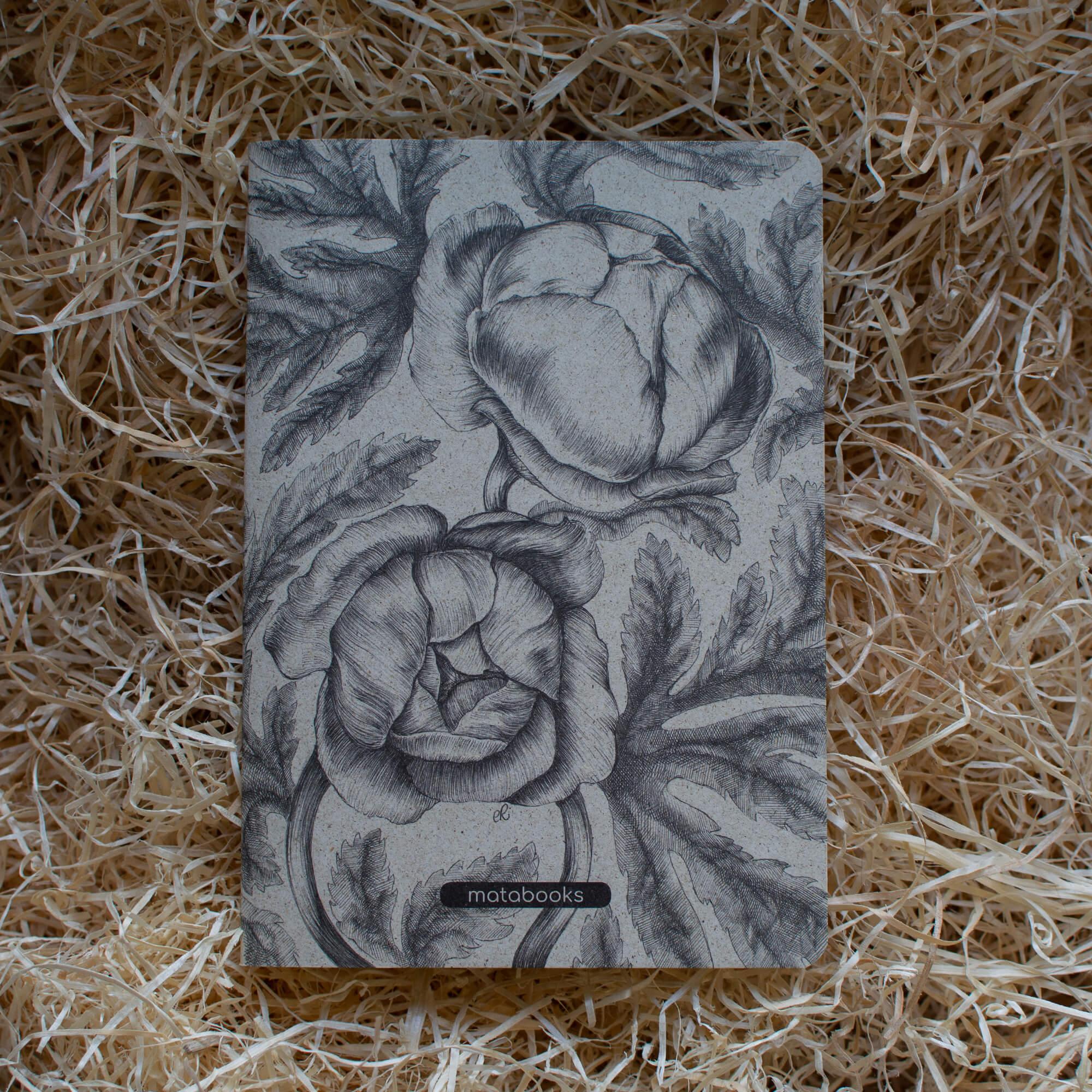 matabooks_tara_notizheft_botanical